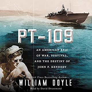 PT-109 audiobook cover art