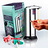 Valion Pro Automatic Soap Dispenser, Infrared Stainless Steel Automatic Soap...
