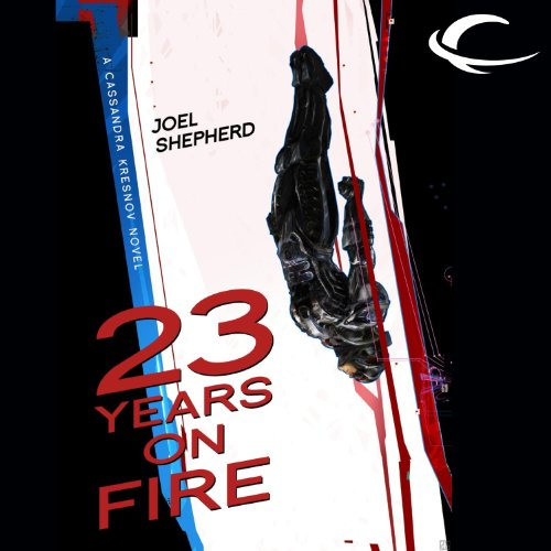 23 Years on Fire audiobook cover art