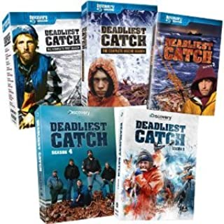 Deadliest Catch: Seasons 1-5 Bundle Seasons 1, 2, 3, 4, and 5 .