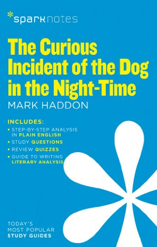 Sparknotes Editors: Curious Incident of the Dog in the Night (Sparknotes Literature Guide Se)