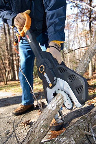 WORX WG307 JawSaw 5 Amp Electric Chainsaw, 9.5