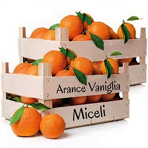 Arance Vaniglia 10 Chilogrammi da spremuta Azienda Agricola Miceli Domenico