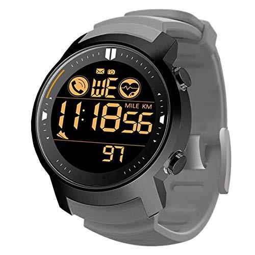 AEF Reloj Inteligente Deportivo para Hombre, Smartwatch para Hombre con Llamada Bluetooth, 1,46', Resistente al Agua,Modo Deportivo,Modo de Sueño,Cronómetro