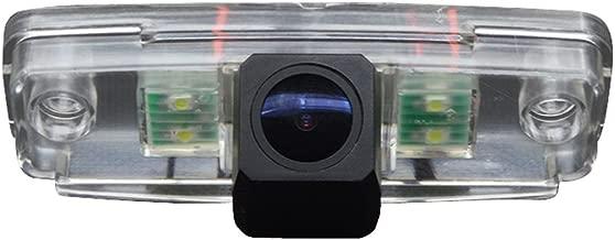 Vehicle Backup Camera, Waterproof Rear View License Plate Reverse Parking Camera for Impreza MK3 WRX Sedan/Outback/Forester/STi Sedan