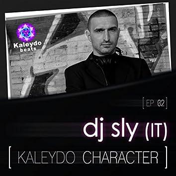 Kaleydo Character: Dj Sly Ep2