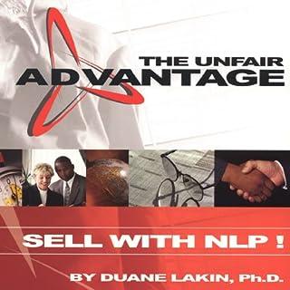 The Unfair Advantage audiobook cover art
