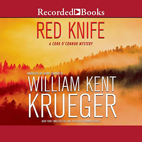 Red Knife Audiobook By William Kent Krueger cover art