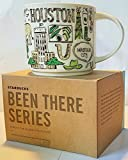 Starbucks Been There Serie Kaffee Tasse Houston mehrfarbig