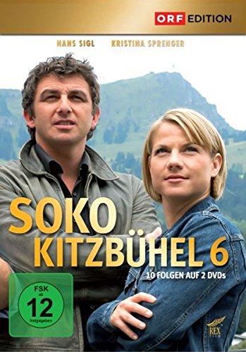 SOKO Kitzbühel - Box 6: Folge 51-60 (2 DVDs)