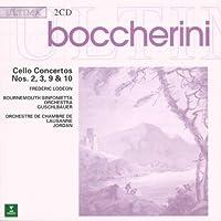 Boccherini;Cello Concs.2,3,