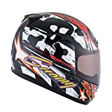 Suomy Casco para Moto Integral Apex Rolling Thunder, Rolling Thunder, S
