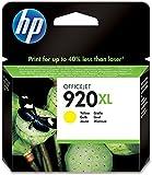 HP 920XL Gelb Original Tintenpatrone mit hoher Reichweite