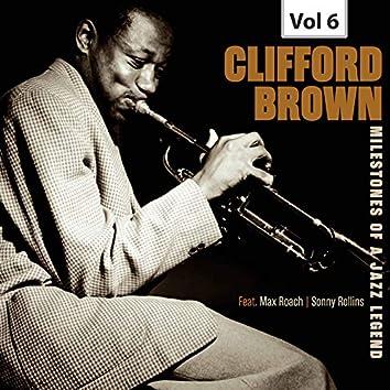 Milestones of a Jazz Legend - Clifford Brown, Vol. 6