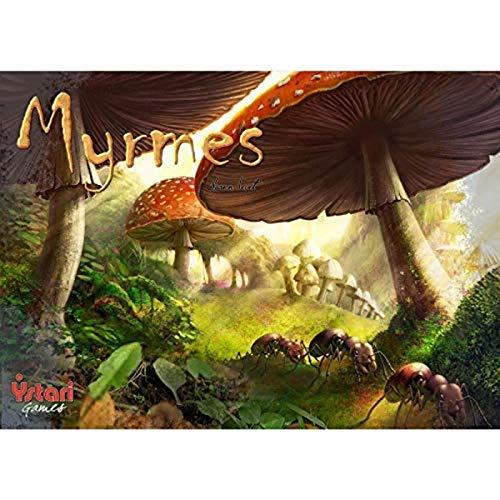 [Import Anglais]Myrmes Board Game
