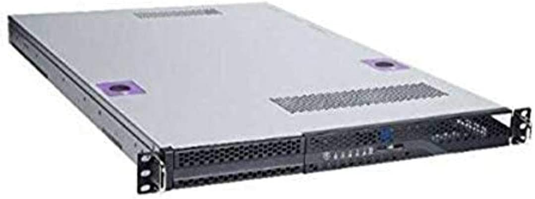 IN WIN 1U Rack Mount Cost Effective Entry-Level Server Chassis IW-R100-00-S400