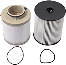 FD-4617 Fuel Filter Kit Replacement for 2008 2009 2010 Ford Motorcraft 6.4L Powerstroke Diesel Engines