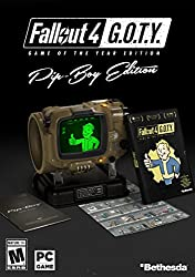 Fallout 4 Game of the Year Pip Boy Edition PC