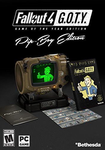 Fallout 4 - PC Game of The Year Pip-Boy Edition