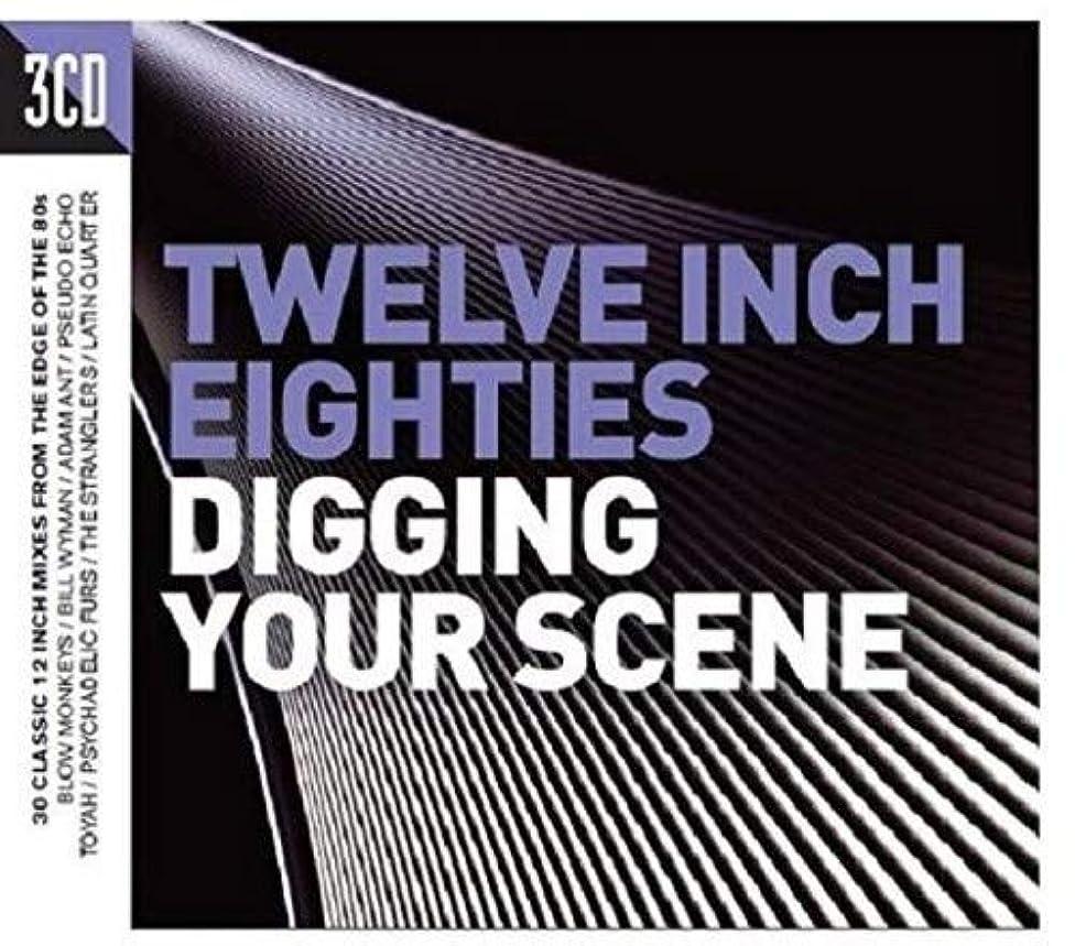 Twelve Inch 80S: Digging Your Scene