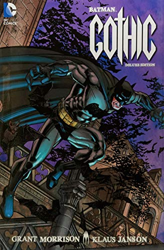 Batman: Gothic Deluxe Edition HC