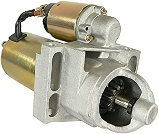 DB Electrical SDR0019-L Starter For Cadillac Escalade 99 00 5.7 5.7L /Chevy Astro Van 97 98 4.3L, Blazer 96 97 98 4.3L, Suburban 5.7 7.4 94-99, Tahoe 5.7 95-00/12560019, 12563829, 12564108, 12570230