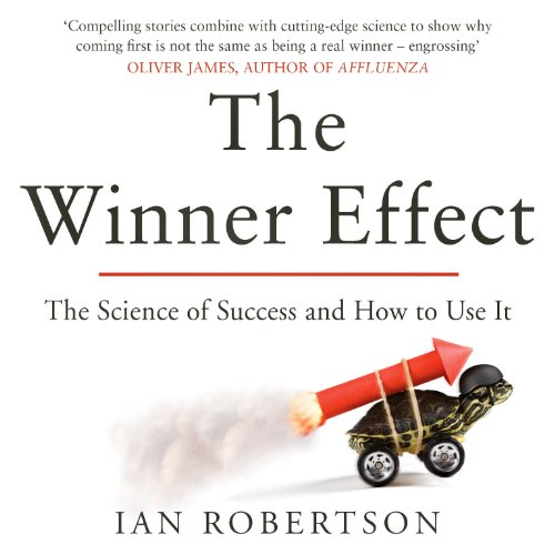 The Winner Effect audiobook cover art