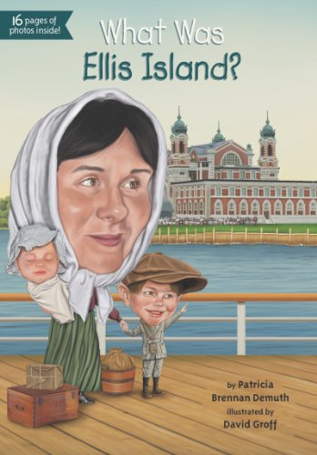 What Was Ellis Island? (What Was?) (English Edition)