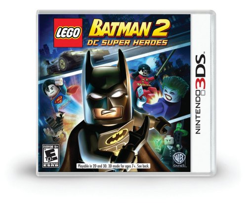 LegoBatman2: DC Super Heroes (Nintendo 3DS) (NTSC)