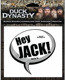 Duck Dynasty 6x7 Bumper Sticker/Decal-