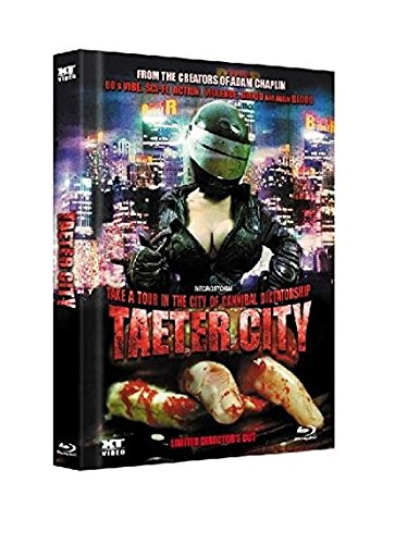 Taeter City [Blu-ray] [Director's Cut] [Limited Edition]