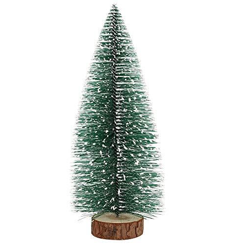 Leylor Christmas Tree- Mini Christmas Tree Small Tabletop Shopwindow Christmas Tree Home Table Decoration