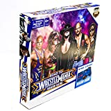 WWE Road to Wrestlemania Board Game - Fast Pace Action Packed Boardgame - Contains WWE Legends