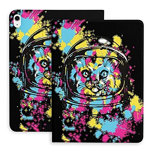 Cat The protective case is suitable for iPad Air 4th generation. Stand case