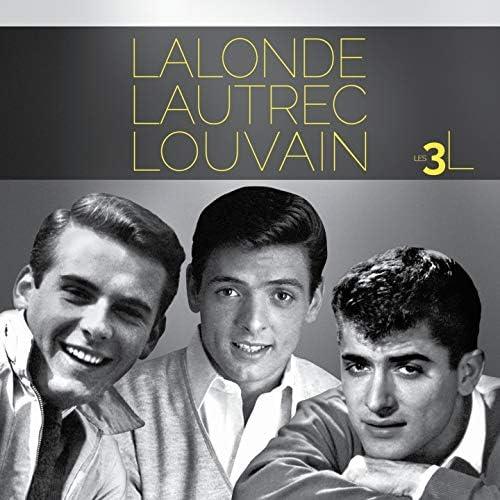 Michel Louvain, Donald Lautrec & Pierre Lalonde