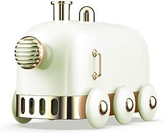 Quiet Humidifiers Mini USB Humidifier Portable Small Train Humidifier Warm Night Light Auto Shut-Off Office Home And Car Q...