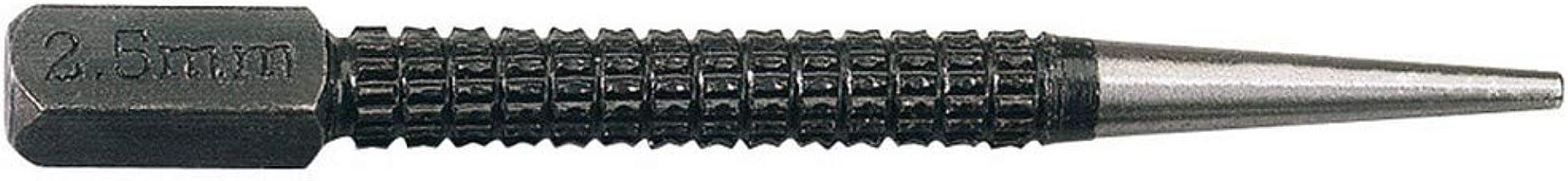 Draper 84498 100 mm koppad spikuppsättning, 2,5 mm spetsdiameter