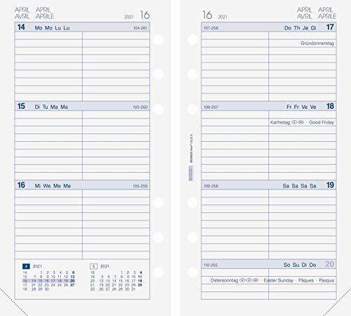 107490319 Wochenkalendarium · FILIUS · Blattgröße 9,3 x 17,2 cm · 144 Seiten