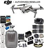 DJI Mavic Pro Platinum Collapsible Quadcopter 3-Battery Ultimate...