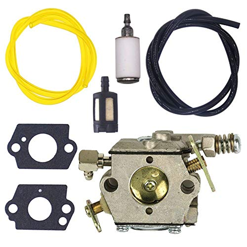 FitBest Carburetor Carb for Tecumseh TC200 TC300 640347 640347A TM049XA Ice Auger 2-Cycle Engine