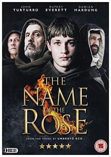Le Nom de la rose / The Name of the Rose [ Origine UK, Sans Langue Francaise ]