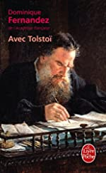 Avec Tolstoï de Dominique Fernandez