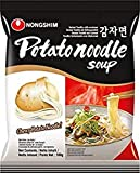 Nongshim Instant Patate Noodle Zuppa 20X100 Grammo - 2000 g