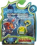Dragons- Mystery Draghi, Confezione da 2 Pezzi, 6045092, modelli assortiti