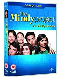 The Mindy Project on DVD