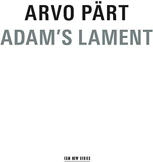 Best arvo part adam's lament Reviews
