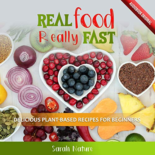 Real Food Really Fast cover art