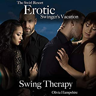 The Swirl Resort, Erotic Swinger's Vacation, Swing Therapy cover art