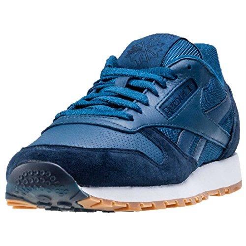 Reebok Classic Perfect Split Herren Sneakers Blue - 6.5 UK