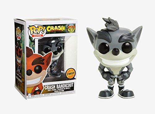 Funko POP! Crash Bandicoot: Crash Bandicoot Chase